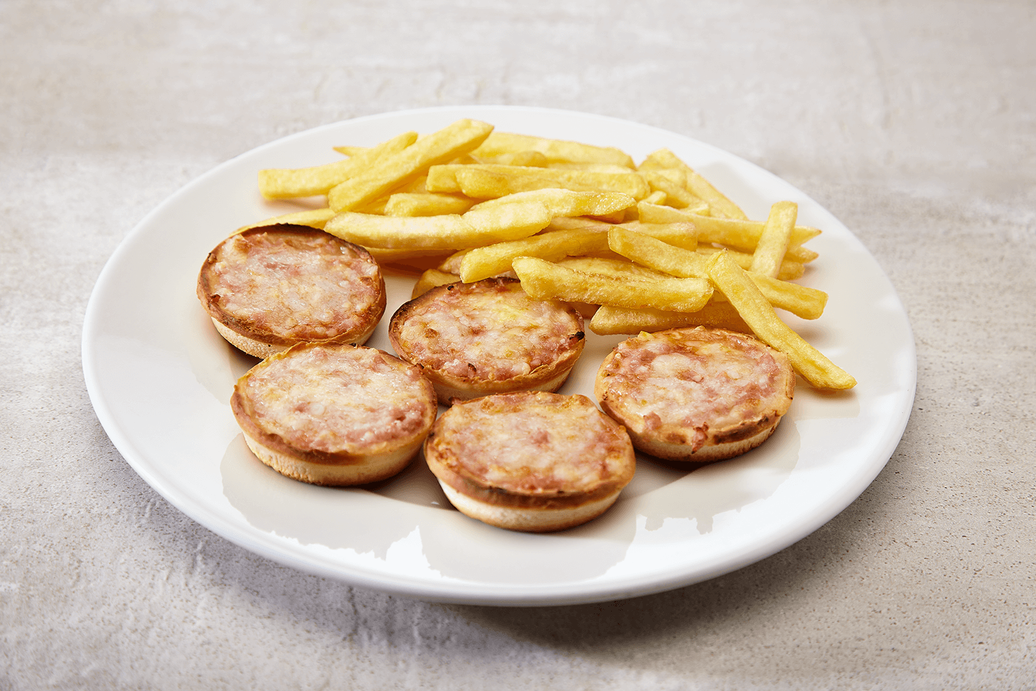 Mini Pizza York Y Queso Faster Meals